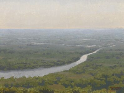 Jacob Collins, 'River Vista', 2009