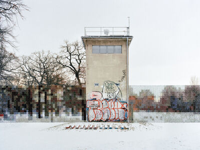 Diane Meyer, 'Former Guard Tower Off Puschkinallee, 2013', 2013