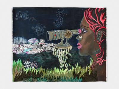 Chitra Ganesh, 'Telescope', 2019
