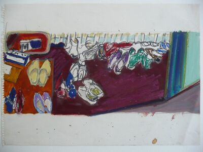 Norbert Tadeusz, 'o.T. (Schuhe)', 1970