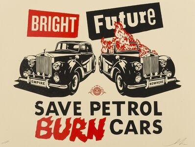 Shepard Fairey, 'Bright Future', 2012