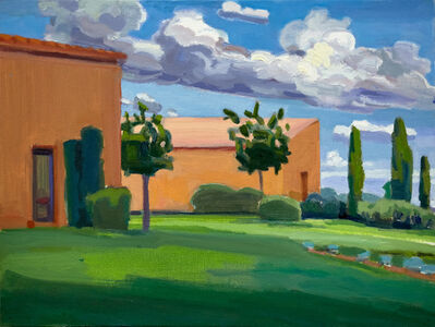 John Goodrich, 'Clouds, The Borgo', 2012-16