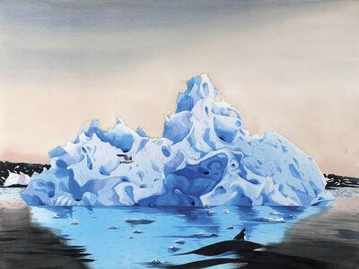 Scott Kelley (b. 1963), 'Cara's Iceberg '
