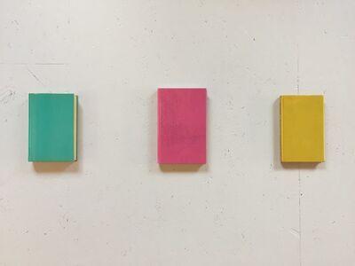 Peter Wüthrich, '3 Bücher für 3 ParlamentarierInnen', 2012