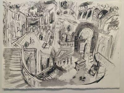 Gretchen Scherer, 'Study for Museum Housekeeping', 2015