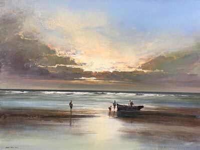 Mel Brigg, 'After the Catch'