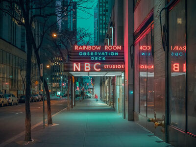 Ludwig Favre, 'New York NBC'