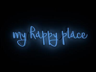 Mary Jo McGonagle, 'my happy place', 2017