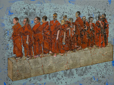 G.R. Iranna, 'Patience', 2013
