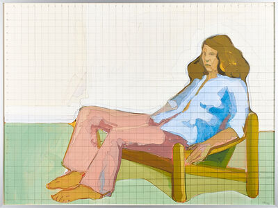 Enrique Castro-Cid, 'Untitled', 1970