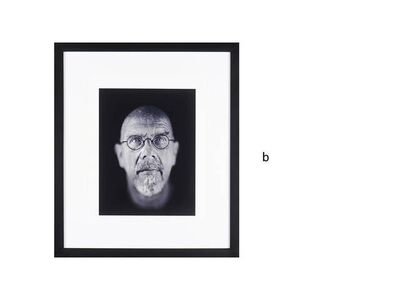 "Chuck Close, 'Chuck Close, ""Self Portrait""', 2000"