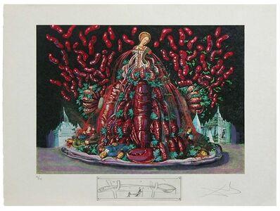 Salvador Dalí, 'Les Cannibalismes de l'automne', 1971