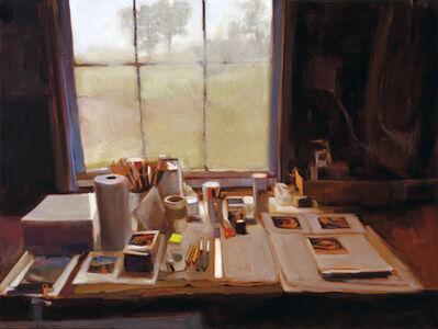 Connie Hayes, 'Shelf In the Barn #6'