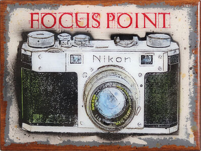 Carl Smith, 'Focus Point', 2019