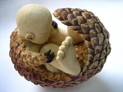 Yu-Pei Lian, 'Pinecone Child ', 2007