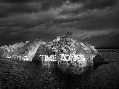Magdalena Jetelova, 'Liquifying timezones', 2017