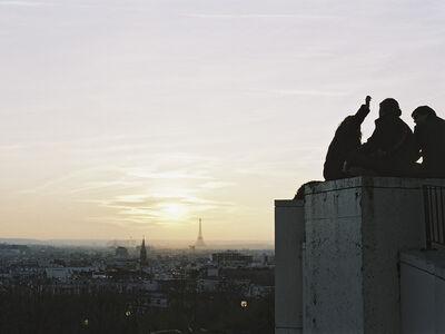 AMI SIOUX, 'View from Parc de Belleville, Paris.', 2009