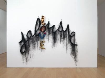 Annette Messager, 'Jalousie/Love', 2010