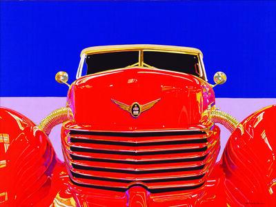 Phyllis Krim, 'Red Cord', 1980