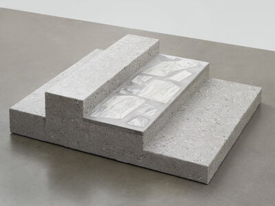 Valentin Carron, 'Podium Stairs', 2013