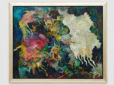 Bernard Schultze, 'Das weiße Etwas', 1988