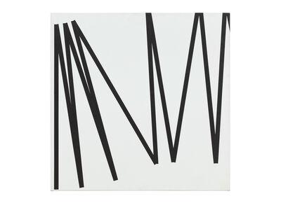 François Morellet, 'Pi Piquant No 10 1=3', 2001