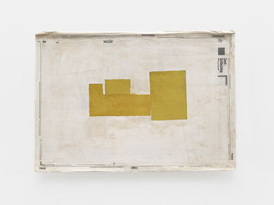 Mark Manders, 'Composition with Yellow', 2015-2019