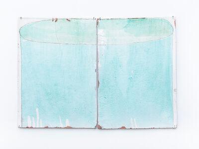 Beth Wyller, 'Two Large Tiles', 2018