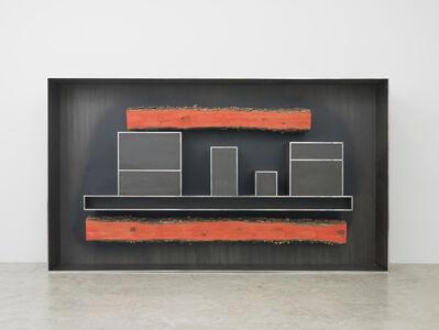 Andrea Branzi, 'Plank Cabinet 1', 2014