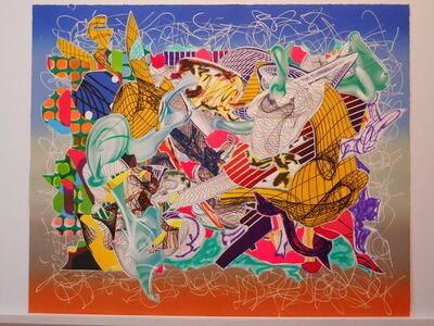 Frank Stella, 'Spectralia', 1994