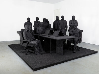 Will Ryman, 'The Situation Room', 2014