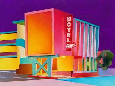 Ciara Rafferty, 'Motel Capri', 2018