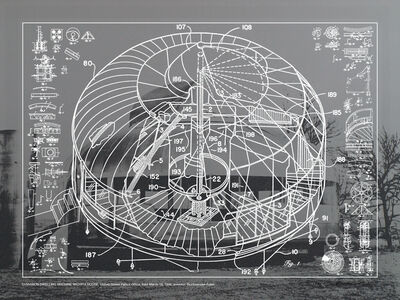 R. Buckminster Fuller, 'Dymaxion Dwelling Machine Wichita House ', 1981