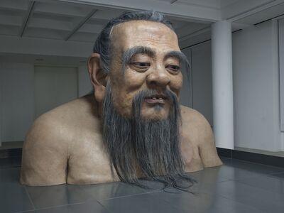 Zhang Huan, 'Q-Confucius No. 2', 2011