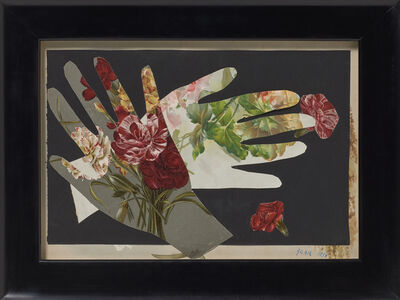Eileen Forrester Agar, 'Surrealist Collage', 1938