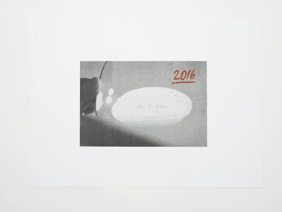 Clive Hodgson, 'Mirror/Pool', 2016