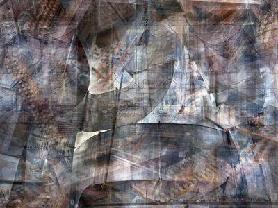 Shai Kremer, 'W.T.C: Concrete Abstract #3', 2011-2013