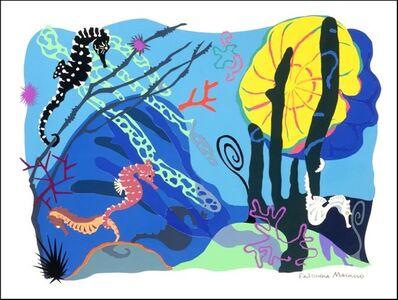 Philomena Marano, 'Equine Aquatic'
