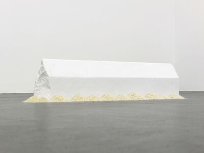 Wolfgang Laib, 'Rice House', 2013