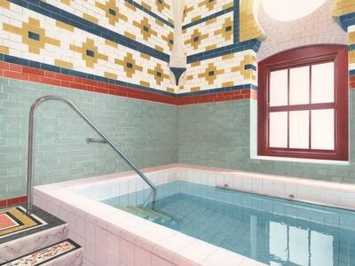 Anna Roberts, 'Turkish Baths 03', 2018