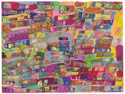 Jenny Cox, 'Like Logs', 2016