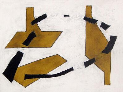 Dominique Labauvie, 'Black and Bronze 17', 2010