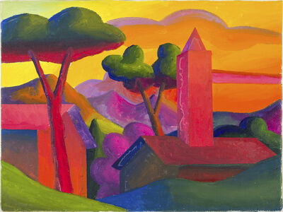 Salvo, 'Una sera', 2008