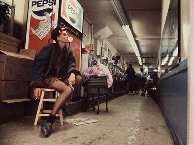Robert Farber, 'Laundromat'