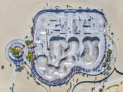 Jeffrey Milstein, 'Venice Beach Skate Park', 2015