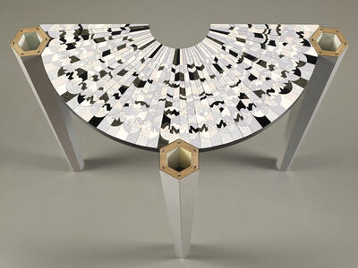 Bethan Laura Wood, 'Playtime table', 2011