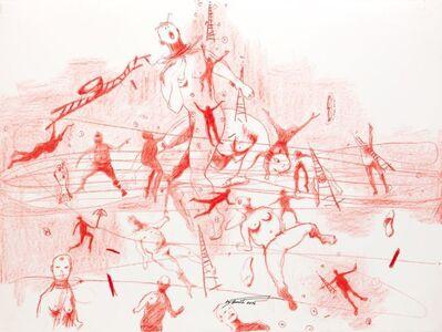 Nu Barreto, 'Impasse na Ambiçao', 2016