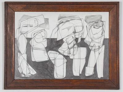 David Dew Bruner, 'Trio', 2018