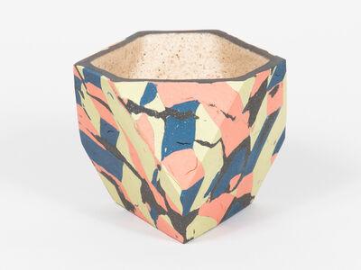 Cody Hoyt, 'Truncated Tetrahedron Vessel', 2017
