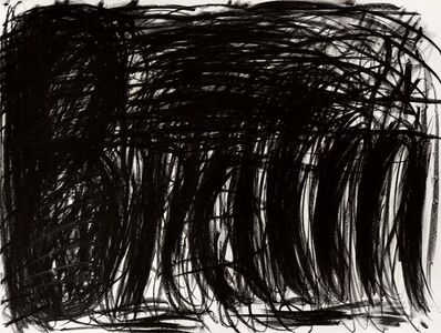 Judith Bernstein, 'Brain', 1995